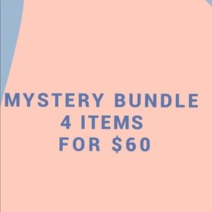 🏷 MYSTERY BUNDLE 4 ITEMS FOR $60 [PRICE FIRM]